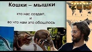 Станислав Дробышевский Кошки-мышки. Кто нас создал?