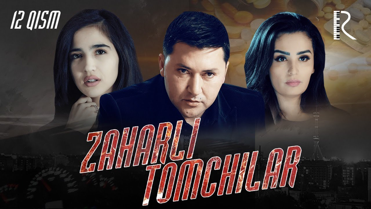 Zaharli tomchilar (o'zbek serial)