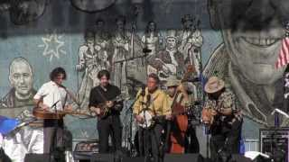Lonesome Without You - Peter Rowan Bluegrass Band at Hardly Strictly 2013