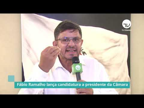 Fábio Ramalho lança candidatura para Presidência da Câmara - 21/01/21
