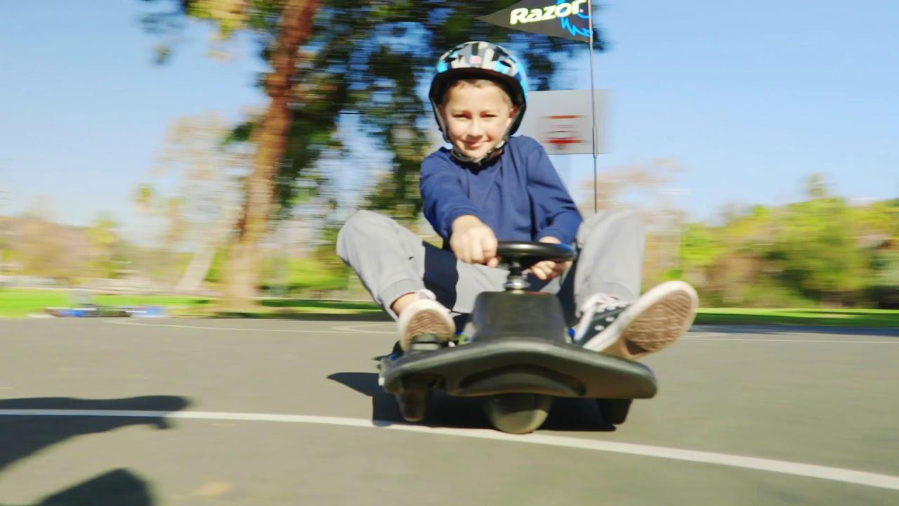 Razor Electric Rides Sizzle