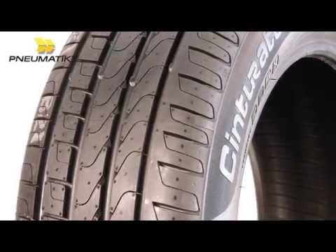 Youtube Pirelli P7 Cinturato 245/50 R18 100 Y * RFT-dojezdová FR Letní