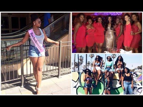 Download Vlog | LA + Vegas Bachelorette Weekend!! #IssaBadBach - IfyYvonne HD Mp4 3GP Video and MP3