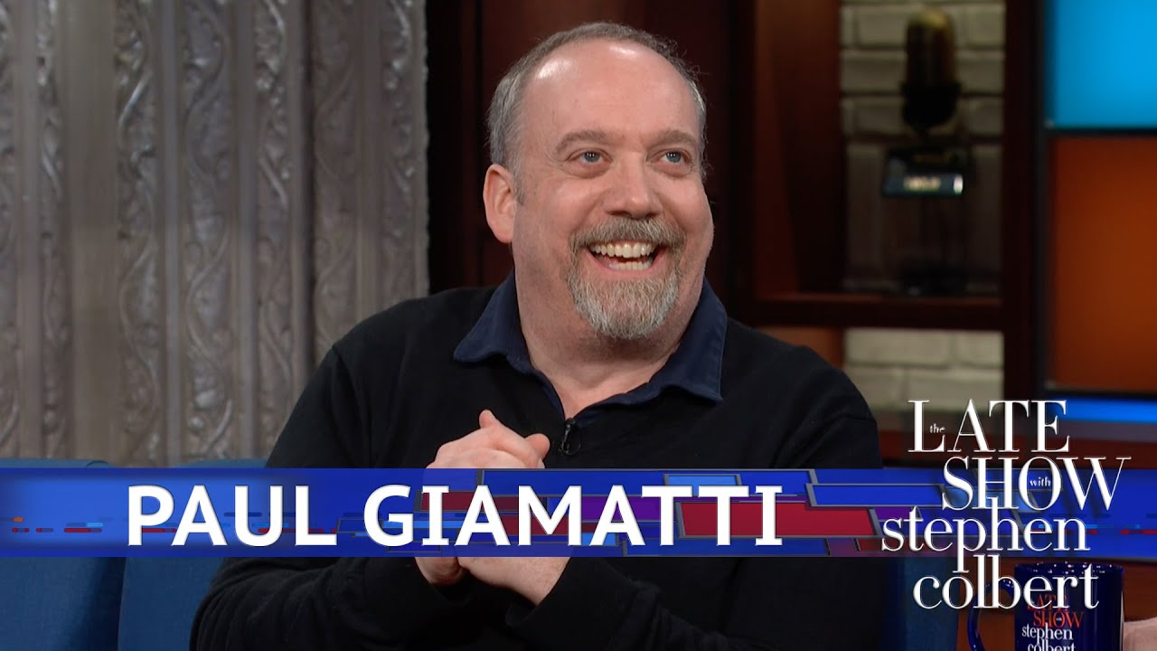Paul Giamatti Does His Own S&M Stunts thumbnail