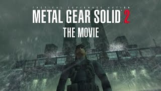 Metal Gear Solid 2   The Movie [HD] Full Story