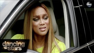 Tyra Banks is Feeling the Pressure of the Finale - Dancing with the Stars