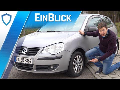 Volkswagen Polo 1.4 Tiptronic (2008) - Nüchterner Begleiter für jede Gelegenheit? Test & Review