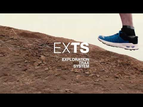 Смотреть видео Кроссовки мужские The North Face Ultra Fastpack IV Futurelight M