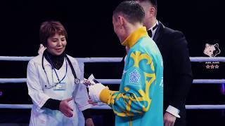 Послематчевый видеоролик Astana Arlans vs Patriot Boxing team от 24 февраля