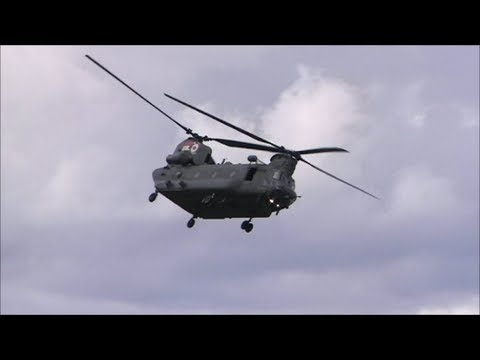 You'll Never Believe An Ancient Helicopter Can Move Like This
