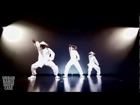 Quick Crew - nhóm nhảy gây sốt châu Á với vũ điệu nón lá Việt Nam