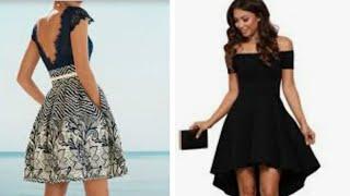 Ultimos Modelos De Vestidos Cortos Para Fiestas, Tendencias 2019