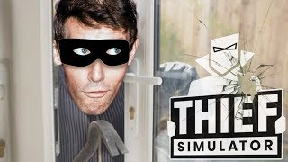 Robbin' the Hood - Thief Simulator Gameplay