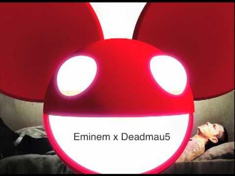 Eminem x Deadmau5 - Not Afraid / Waking Up From The American Dream