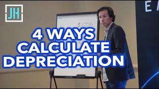 4 Ways to Calculate Depreciation (Rental Property)