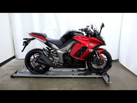 2011 Kawasaki Ninja® 1000 in Eden Prairie, Minnesota - Video 1