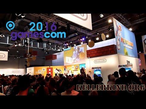 Gamescom 2016 - Vorbesprechung: Was wir erwarten - Worauf wir uns freuen