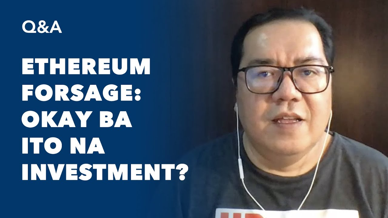 Ethereum Forsage: Okay Ba Ito Na Investment? #Ethereum #ETH