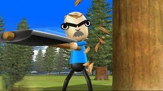 Wii Party Minigames Tournament - TakaZ Vs Fritz Vs Cole Vs Oscar | JinnaGaming