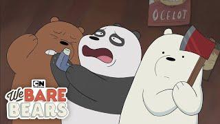 We Bare Bears | The Secret Tunnels | Cartoon Network