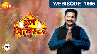 Home Minister - Episode 1665  - August 19, 2016 - Webisode
