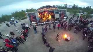 «Белые ночи в Муравленко», 12 июня 2015 года