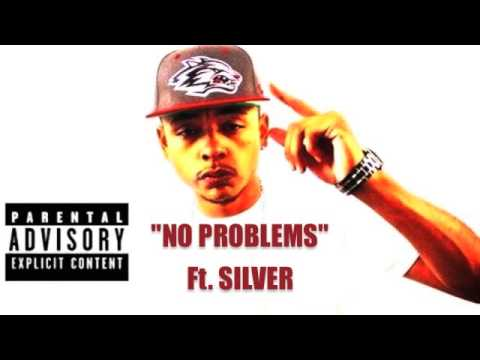 4_No Problems - SILVER (Reaching Out But No One Sees)