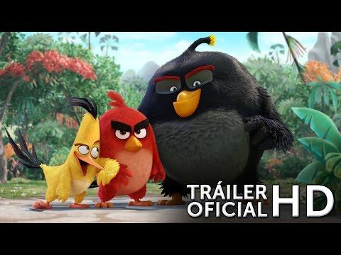 Trailer Angry Birds: La película