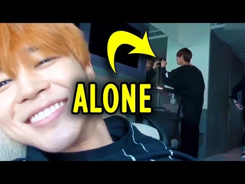 When you leave Taehyung alone 😅