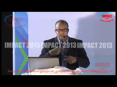 No Opportunities are small|Prabhakar|TELUGU IMPACT Hyd 2013