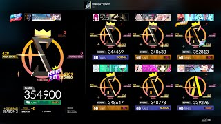 [DJMAX RESPECT V] Shadow Flower - ned 4B HD PERFECT PLAY 100.00%
