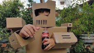 Trò Chơi Bé Pin Bé Giấy ❤ ChiChi ToysReview TV ❤ Đồ Chơi Trẻ Em Baby Doli Fun Song Bài Hát Vần Thơ