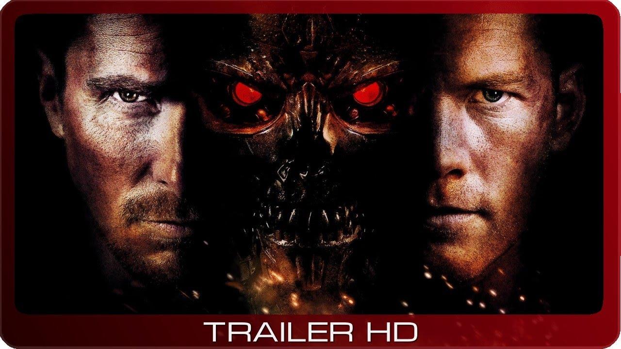 Video trailer för Terminator Salvation ≣ 2009 ≣ Trailer ᴴᴰ #1