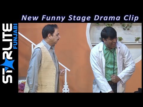 """""""Gori Tere Thumke"""" Very Funny Stage Drama Clip 2019 