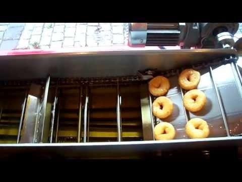 video 1, Machine à Donuts Automatique Électrique