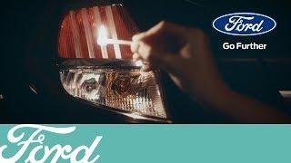 Hoe vervang je de lampen van de achterlichten van jouw Ford?