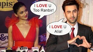 Alia Bhatt Feels SHY To Talk About Her RELATIONSHIP With Ranbir Kapoor