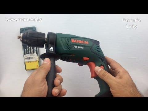 Consejos para comprar un taladro eléctrico de segunda mano