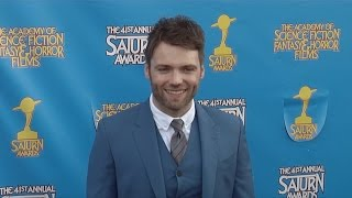 Красивые парни, Seth Gabel (Salem) // 41st Annual SATURN Awards Red Carpet