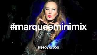 MarqueeMinimix  Sleepy  Boo Lets Go Techno