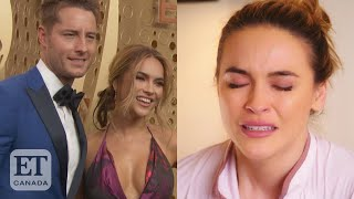Chrishell Stause Reacts To Justin Hartley's Divorce Text