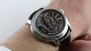 Pre-Owned Audemars Piguet Millenary 4101 Luxury Watch Review