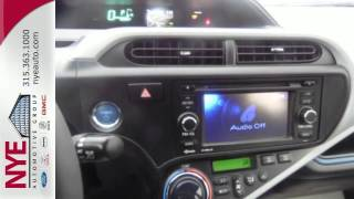 preview picture of video '2012 Toyota Prius c Oneida NY Utica, NY #TQ9649A'