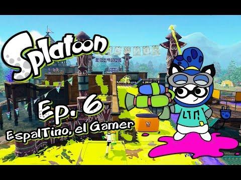 EspalTino juega a Splatoon - Episodio 6 - Modo Historia - Wii U