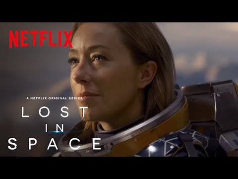 Lost in Space | Date Announcement [HD] | Netflix