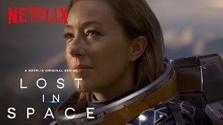 Danny Cocke scores the Netflix reveal trailer for Lost in Space (2018)