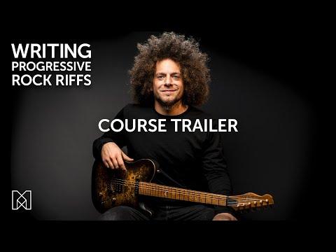 Writing Progressive Rock Riffs | My New Guitar Course With musicisum