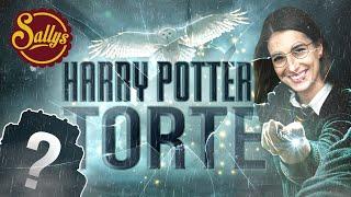 Harry Potter Geburtstagstorte - Happee birthdae Harry / Sallys Welt