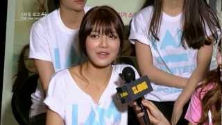 SNSD f(x) interview @ I AM showcase [o] May 8, 2012 GIRLS' GENERATION 1080p HD