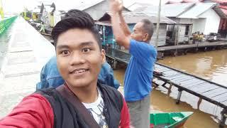 preview picture of video 'Tepian Sungai Kapuas #BILVLOG#2'